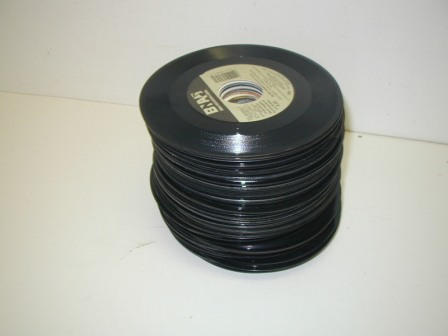 45 RPM Records (Lot Of 100) Pulled From Jukeboxes) (Item #39) (Image #1) $39.99