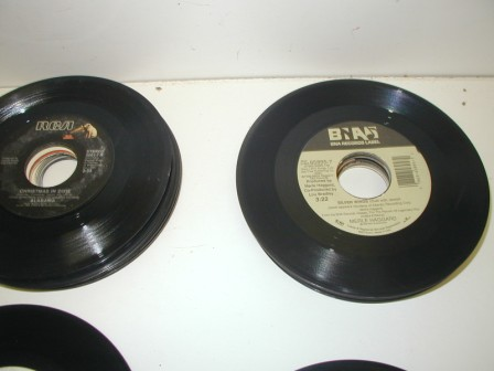 45 RPM Records (Lot Of 100) Pulled From Jukeboxes) (Item #39) (Image #2)
