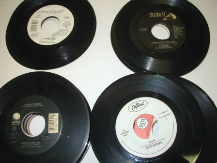 45 RPM Records (Lot Of 100) Pulled From Jukeboxes) (Item #39) (Image #5)