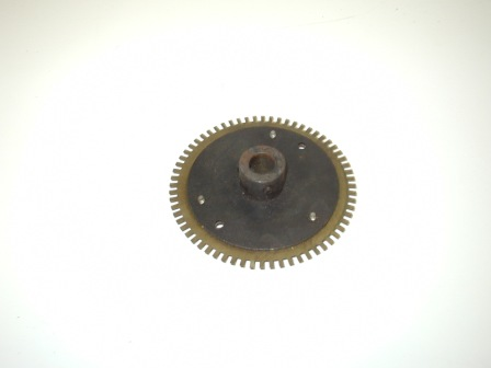 Reluctor Wheel  (Item #4) (3 3/4 Diameter 1/2 Center Hole) $2.99